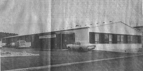 Waldeisen-Gebäude 1973